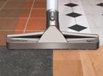 Hard floor tool used on different floor types