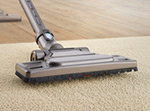 Musclehead™ tool used on carpet