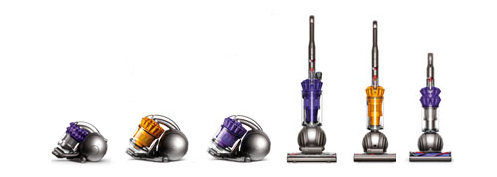 Compare the Dyson Ball&#8482; range