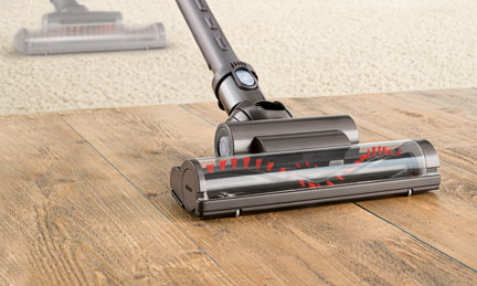 Dyson floor tool