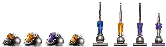 Compare the Dyson Ball™ range