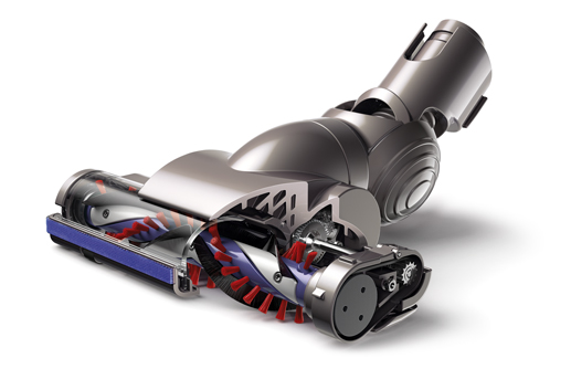 Dyson Dc46 Minimizes risk of contact with